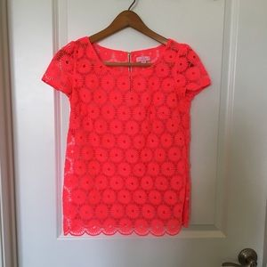 Lilly Pulitzer Poppy Top